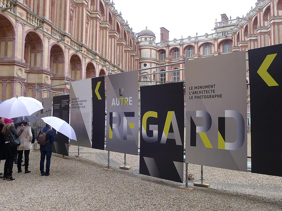 Panneaux dibond pour une exposition